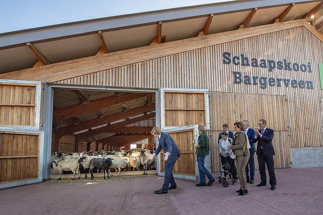 Opening Schaapskooi Bargerveen