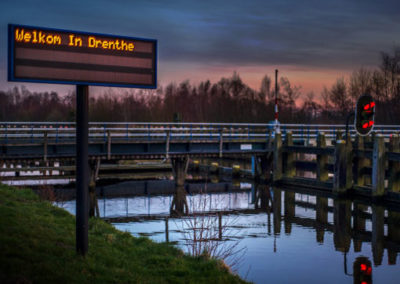 Gebiedsgericht werken Provincie Drenthe