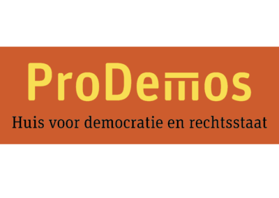 Gastdocent ProDemos, Huis voor democratie en rechtsstaat